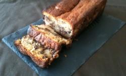 Cake choco poires