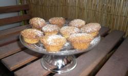 Petites bouchées à la noix de coco