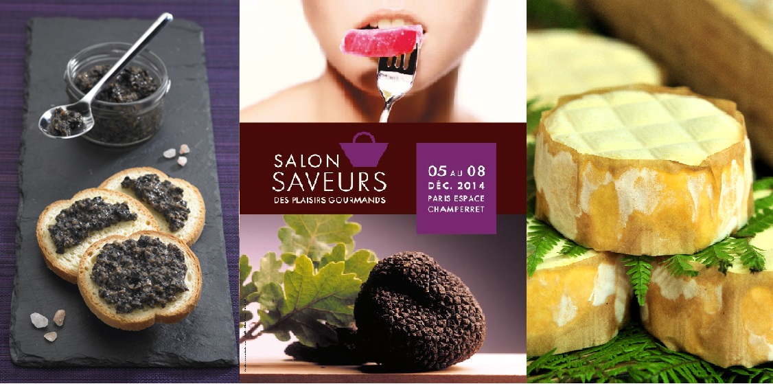 Invitations salon saveurs des plaisirs gourmands sammijote for Salon saveurs